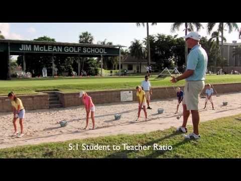 Jim McLean Junior Elite Golf Camps