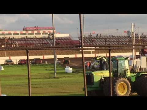 Farley Speedway 1st practice 5/11/17