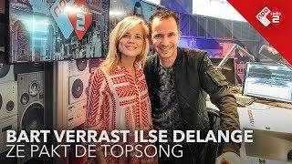 Bart verrast Ilse DeLange met de TopSong   NPO Radio 2