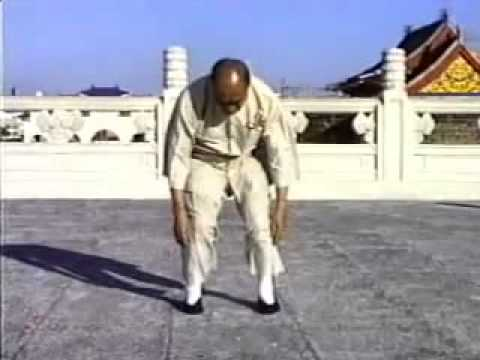 Master Huang Xingxiang Five Loosening Exercises