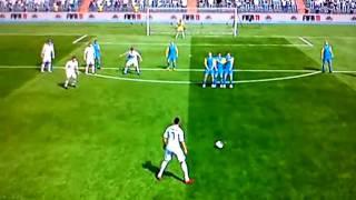 Too easy for C.Ronaldo - FIFA 11