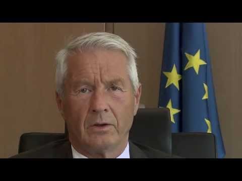 22 July - Video message of Thorbjørn Jagland, Secretary General of the Council of Europe