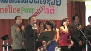Lao TV Canada  aide Haiti 3/6