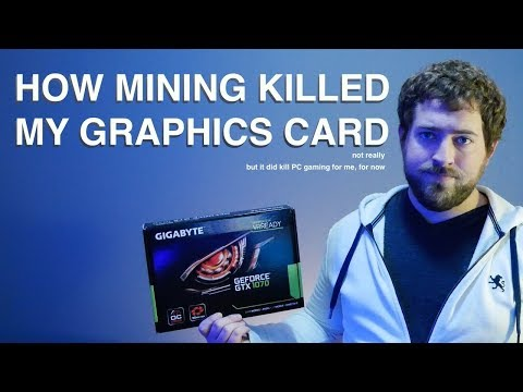 How Mining Killed PC Gaming For Me