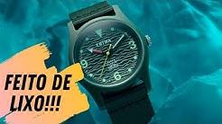 TRIWA Time For Oceans - Um Relógio Feito de Lixo!