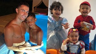 Cristiano Ronaldo is not only a great player & he's also a great dad