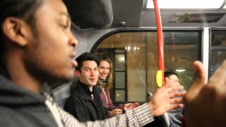 AK Rekz - Shake up your BUM!!!!! ON THE BUS