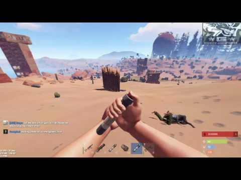 Rust TGB   Crazy Clan PVP   Moments #9