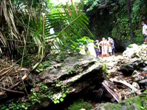 Apsarakonda Waterfall