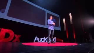 Small steps to the top of the world | Mike Allsop | TEDxAuckland video
