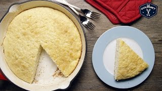 Buttermilk Skillet Cake Recipe - Le Gourmet TV 4K