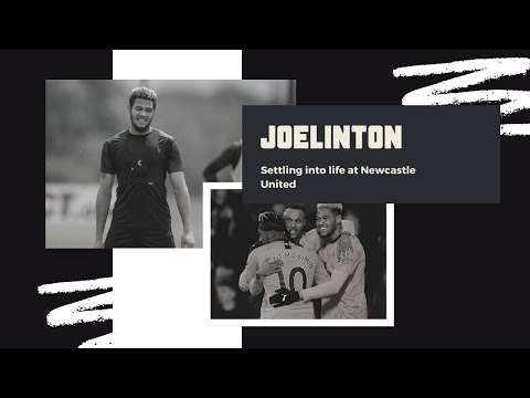 🇧🇷 INTERVIEW | Joelinton on settling into life in Newcastle and the Premier League