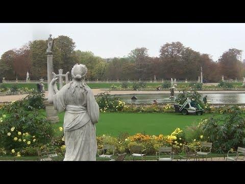 Ogród Luksemburski, Paryż