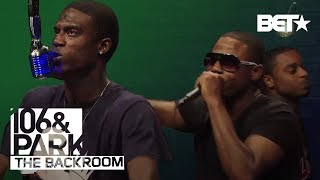 Doug E. Fresh and Sons in The Backroom | 106 & Park Backroom