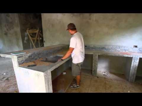 Brian's House Jan. 5, 2012 | Barefoot Builders Nicaragua