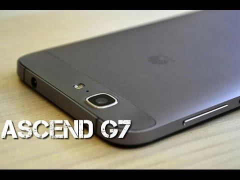 Huawei Ascend G7 ¿El rey de la gama media?