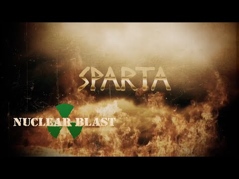 SABATON -  Sparta (OFFICIAL LYRIC VIDEO)