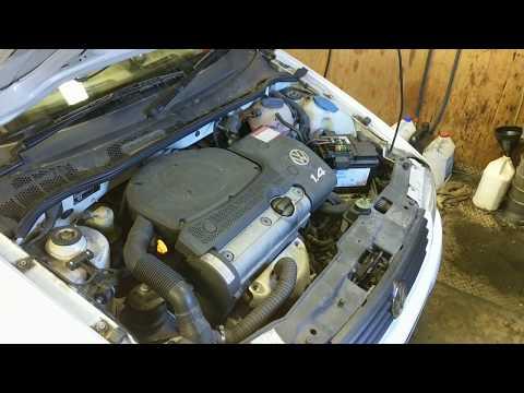 VW Polo - Catalytic converter stolen !