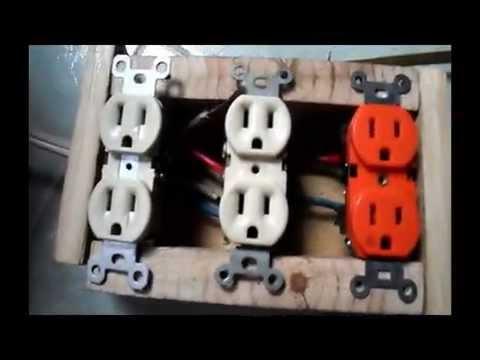 Como hacer una caja de contactos trif sica que no es - Como forrar una caja con tela ...