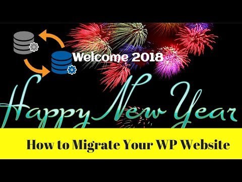 How to Migrate your wordPress Website easy and simple way ? by arunmaurya.net
