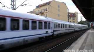 treni ec berlino polonia berlino   berlin friedrickstraße bahnhof