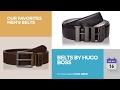 Belts By Hugo Boss Our Favorites Men's Belts