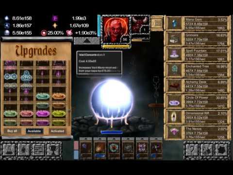 Steam Greenlight :: Idle Wizard
