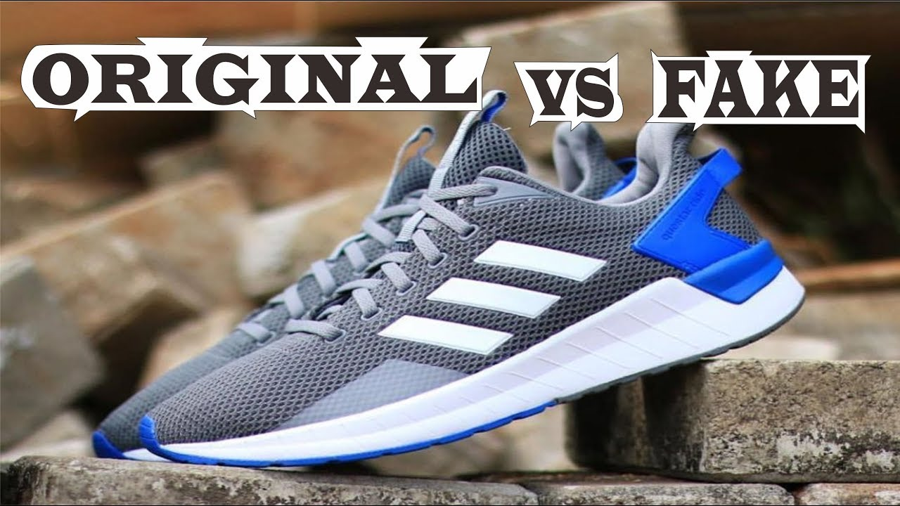 b21a10cb0 Adidas Questar Ride Original   Fake - YouTube