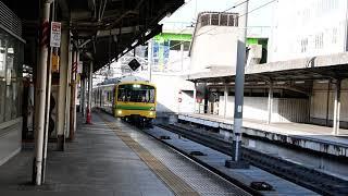 【蔵出し】クモヤE493系オク01編成 上野到着
