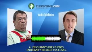 audio en el que emilio azcrraga le pide a chabelo que se retire de televisa