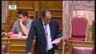 Βουλή  - Ενημέρωση (28/07/2015)