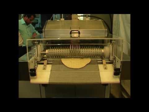 Shruti Flexipack Thin Crust Making Machine