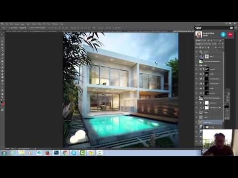 VRay Exterior Workshop - LIVE Webinar