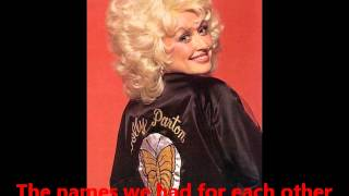 Dolly Parton Happy Happy Birthday Baby (Solo Version) with Lyrics