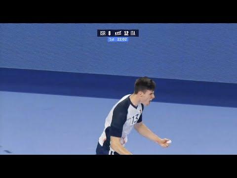 L'Italia giovanile ancora tra le grandi d'Europa: azzurrini agli EHF EURO 2022
