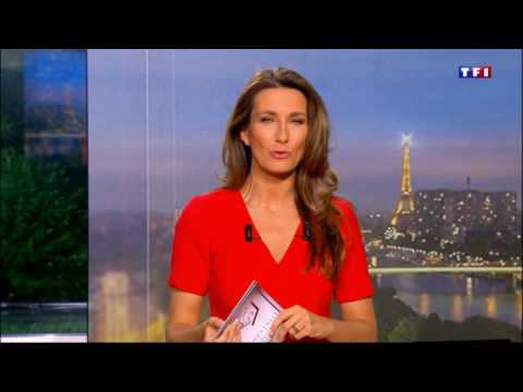 TF1 - Le Flash - French Presidential Election - 23-4-2017