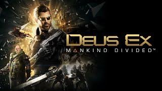 Deus Ex: Mankind Divided l Прохождение на Русском с максимальной графикой l