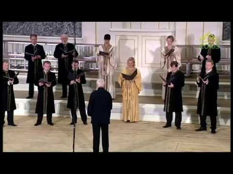 Концерт хора певческой капеллы г.Санкт-Петербурга
