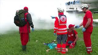 Международный Красный Крест: Те, кто рискует ради жизни
