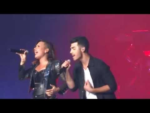 Demi Lovato and Joe Jonas - This Is Me - Los Angeles, CA  September 27, 2014