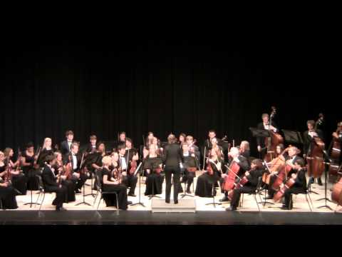RSHS Symphonic Orchestra Fall Concert Part 1