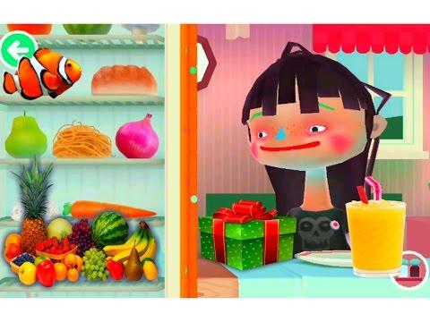 ТОКА КИТЧЕН Игра про готовку  Мультик игра для детей Тока Китчен  #УШАСТИК KIDS