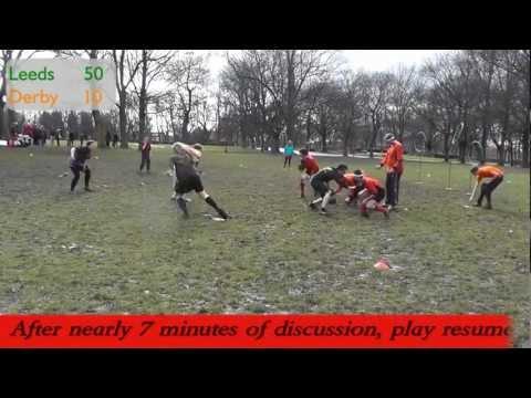 Derby Union Quidditch Club vs Leeds University Quidditch Society