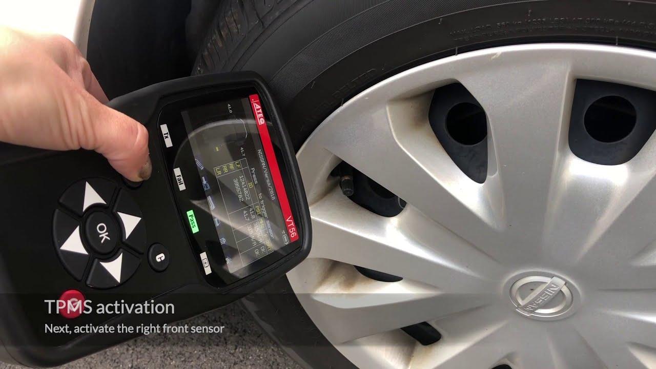 Nissan Versa Tpms Reset Youtube