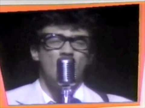 Shubert Theatre - The Buddy Holly Story commercial - 1991