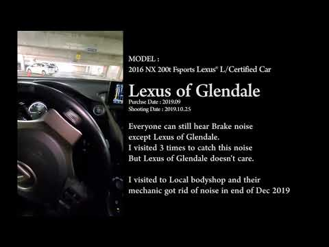 Lexus Of Glendale Certified Pre-Owned Car Review