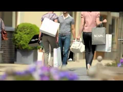 Maasmechelen Village - Brussels - Luxury Outlet Shopping