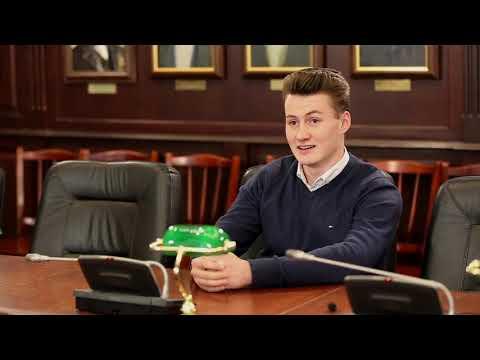 Видео для абитуриентов направления «Юриспруденция » СПбГУ