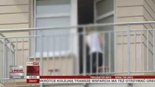 Studenci utrudniają życie... sąsiadom (Raport z Polski, TVP Info 14.05.2013)