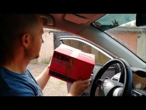 Тойота Королла Е150/нужная доработка/путь к идеалу часть 2